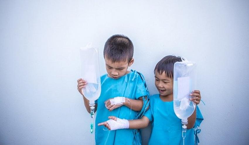 Дети скрытые разносчики нового коронавируса