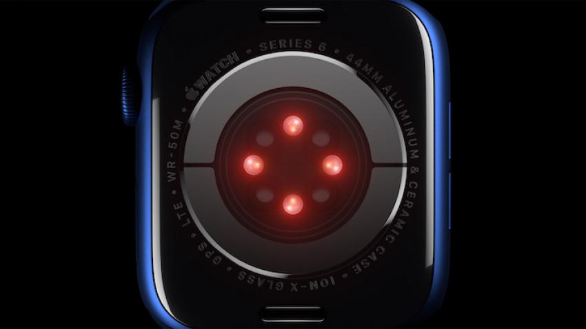 Apple представила новую версию смарт-часов с встроенным пульсоксиметром