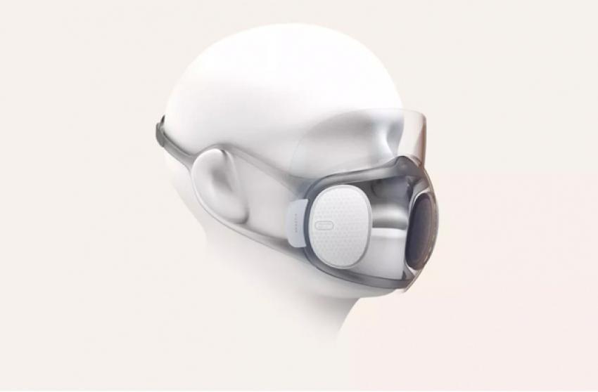 Cамодезинфицирующаяся маска типа N95 позволит разблокировать телефон по лицу