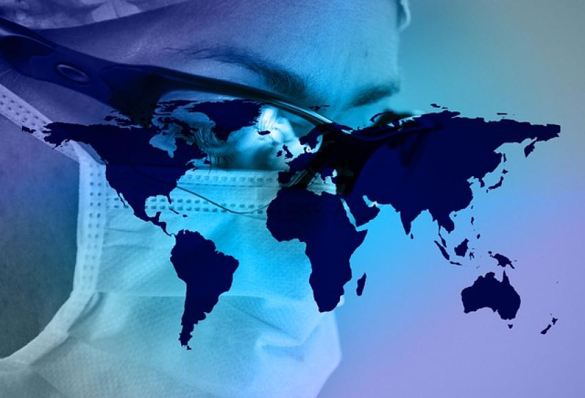 """""""Худшее впереди"""": назван новый эпицентр пандемии COVID-19"""