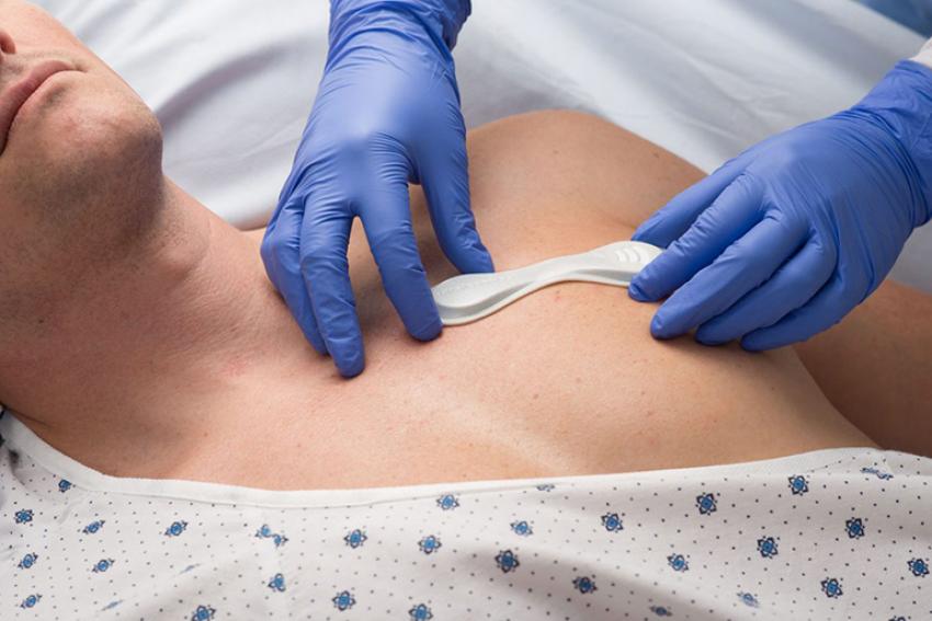 VitalPatch одобрен FDA для использования мониторинга ЭКГ у пациентов с COVID